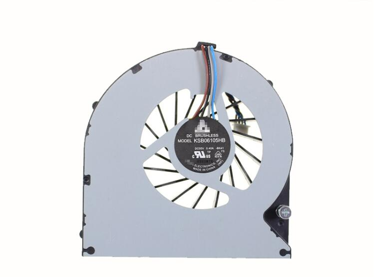 New Toshiba Satellite P870 P875 P875-31l DELTA KSB06105HB BK41 DC05V 0.40A 4Wire 4Pin CPU Cooling Fan