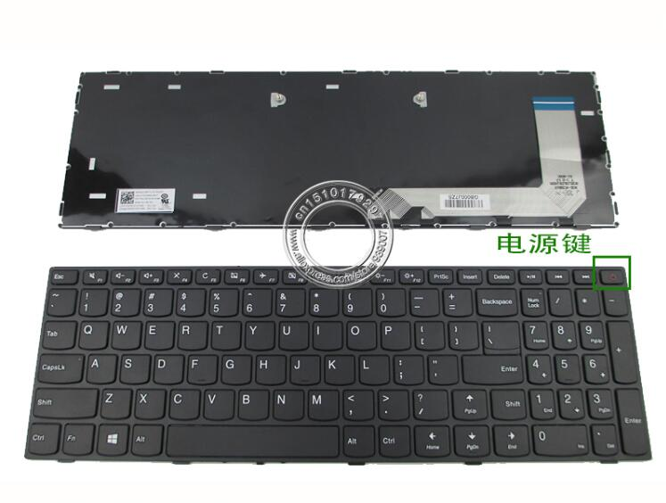 New Lenovo IdeaPad 110 110-15ISK 110-15IKB V110-15 110-15 US Version Notebook Laptop ON/OFF Power Swtich Keyboard