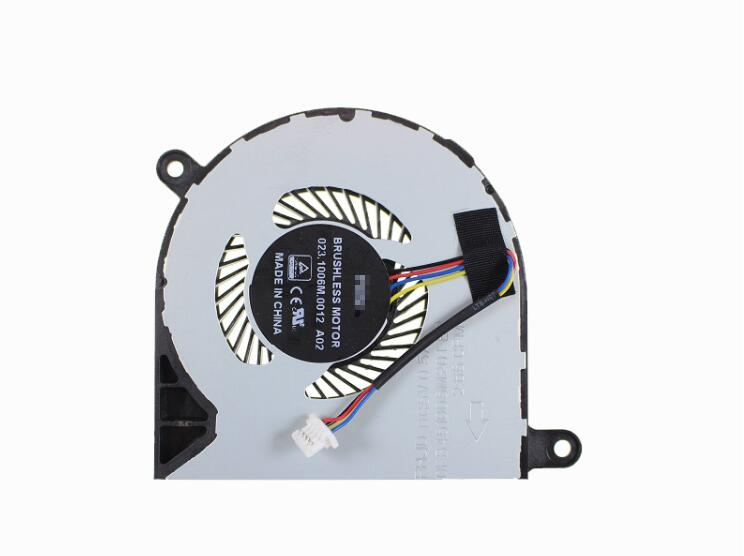 New DELL INSPIRON 15 7579 5568 7368 7569 P58F 031TPT 31TPT FHJD DFB451005M20T 023.1006M.0012 CPU Cooling Fan