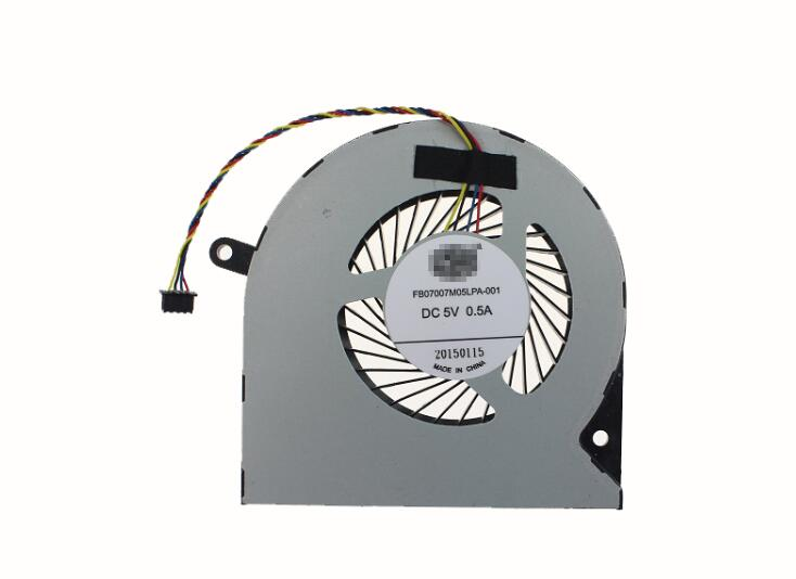 New COOLER MASTER FB07007M05LPA-001 FB07007M05SFA DC5V 0.5A 4Pin 4Wire CPU Cooling Fan