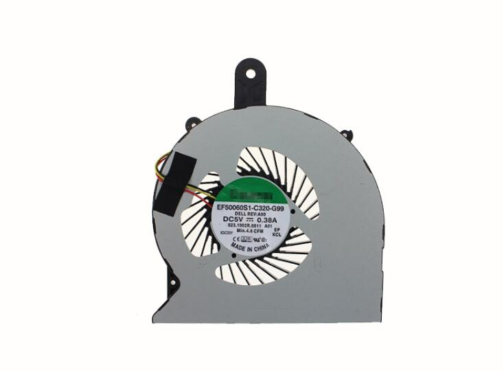 New DELL INSPIRON 14-3458 14-3459 14 3458 3459 SUNON EF50060S1-C320-G99 023.1002R.0011 CPU Cooling Fan