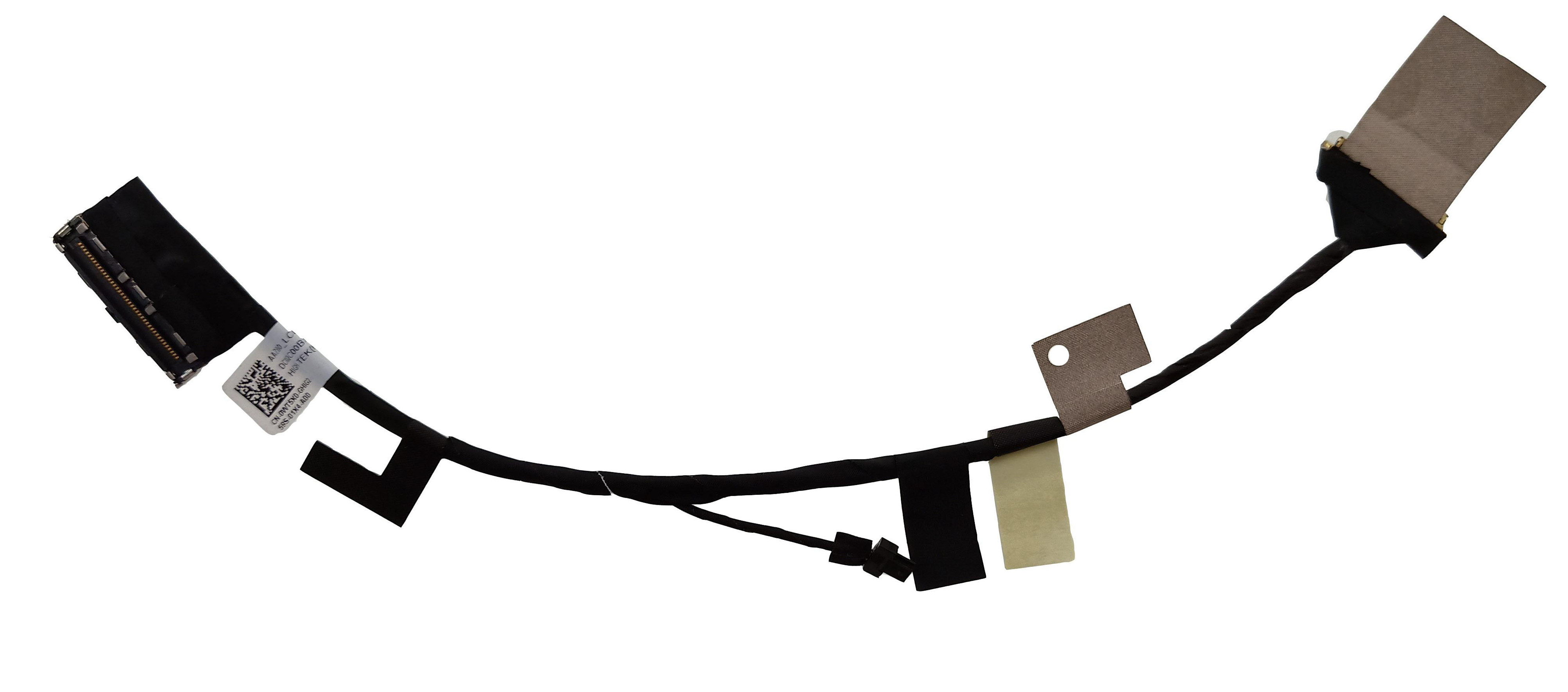 New Dell XPS 13 9350 9360 0WT5X0 WT5X0 AAZ80_EDP_CABLE_QHD DC02C00BX10 LED LCD Screen LVDS VIDEO Display Cable