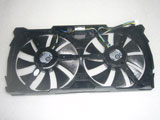 Zotac GTX 1070 MINI ZT-P10700G-10M GFY09010E12SPA DC12V 0.5A 85mm 42mm Display Video Graphics Card Cooling Fan