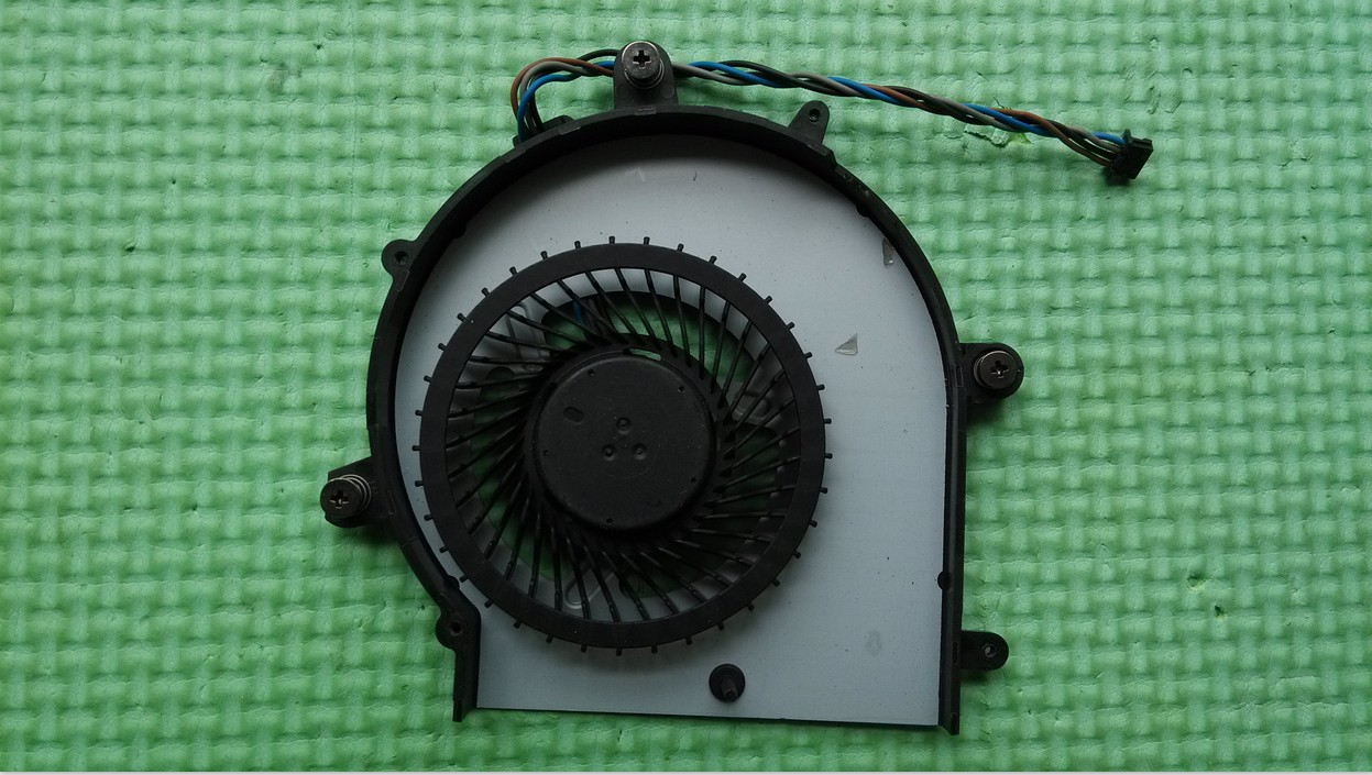 DELTA NS65B02-15A02 AX03 DC5V 0.5A 4Wire 4Pin Cooling Fan