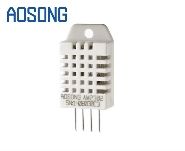 New AOSONG DHT22 AM2302 4Pin Digital Temperature and Humidity Sensor Arduino Module For SHT11 SHT15