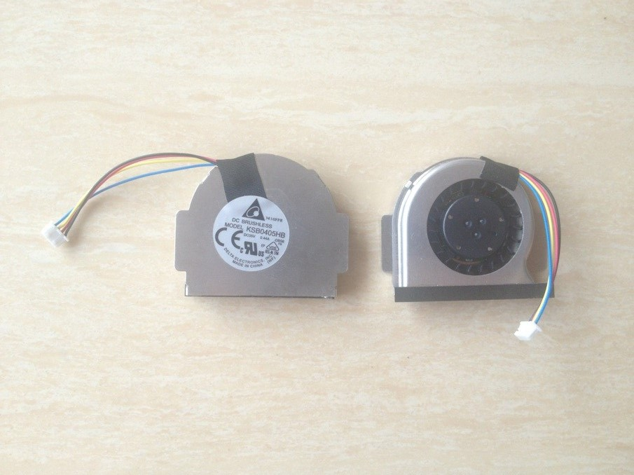DELTA KSB0405HB DB56 DC5V 0.44A 4Wire 4Pin Cooling Fan