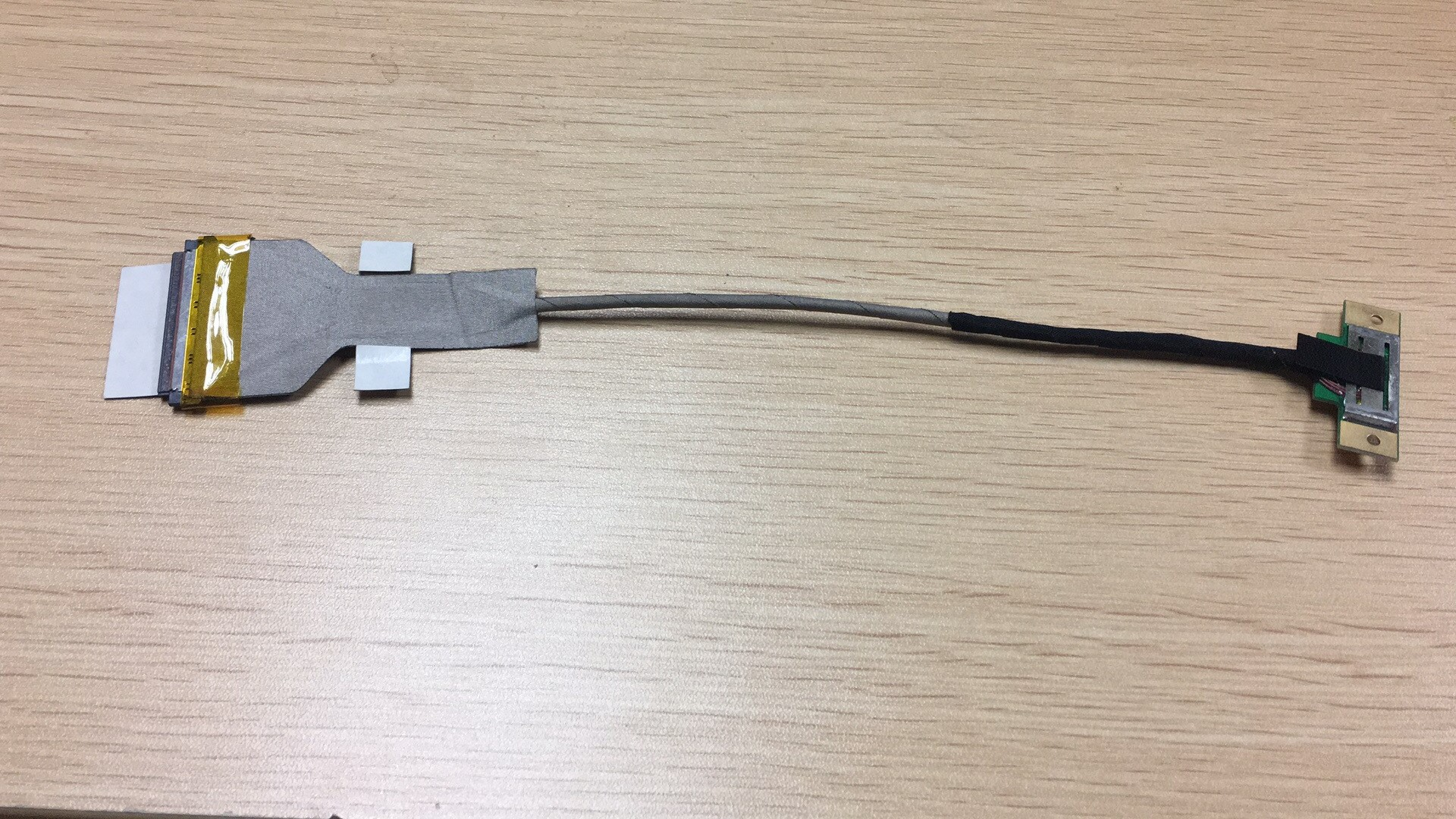 Sony VGC-RT150Y M840 073-0001-5617_A LED LCD Screen LVDS VIDEO FLEX Ribbon Connector Cable