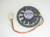 EVERCOOL EC4010M12SA DC12V 0.07A 3Wire 3Pin Cooling Fan