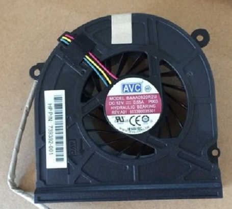 Dell Insprion One 2020 AIO BAAA0920R2U P005 0D3MHF D3MHF DC12V 0.60A 4Pin All In One PC CPU Cooling Fan