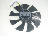 New Zotac GTX1070 ZT-P10700G-10M MINI GTECOTHERM GFY09010E12SPA DC12V 0.5A Video Graphics Card Cooling Fan