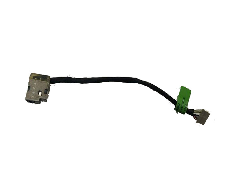 New HP 15-AC 240 246 250 255 G4 G5 799736-Y57 799736-S57 AC DC IN Power Jack with Cable Connector