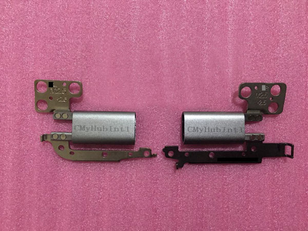 Dell Inspiron 13MF 7000 7368 7378 07531M Laptop LCD Screen Display Left & Right Hinges Brackets Set