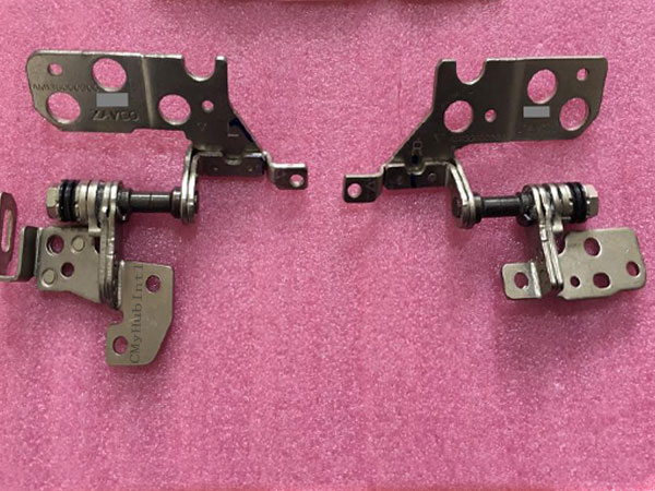 Dell Inspiron 15 5000 5547 5548 AM13G000200 AM13G000300 LCD Screen Display Left & Right Hinges Brackets Set