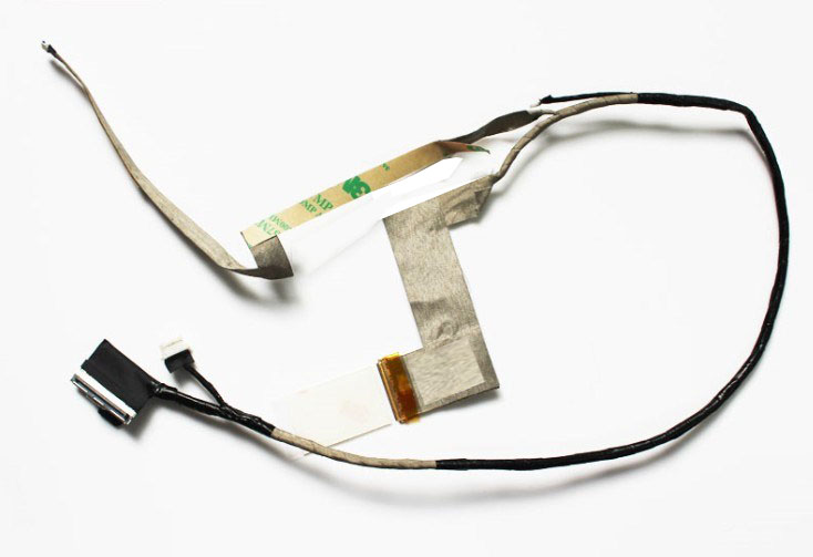 New Dell Latitude E6420 0V5N47 V5N47 0XJJFC XJJFC DC02C002V00 DC02C00180L LED LCD LVDS Video Display Cable