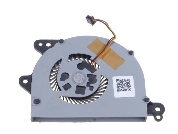 HP Folio 13 13-1050 13-1051 13-1053 13T-1000 13-2000 672354-001 UDQFRYH83CCM DC5V 0.26A CPU Cooling Fan