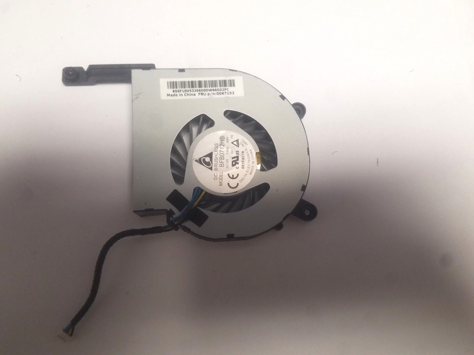 Lenovo ThinkCentre M900 Thinkserver TINY M700 8014 Tiny3 E50-05 M715Q BAZA0814B2U BFB0712HB A9H 00KT152 CPU Cooling Fan