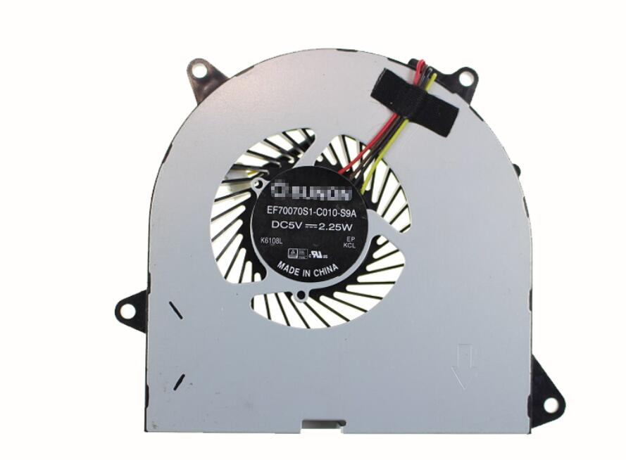 New For Lenovo Ideapad 110-14IBR 110-15ACL 100-15ibd For SUNON EF70070S1-C010-S9A K6108L CPU Cooling Fan