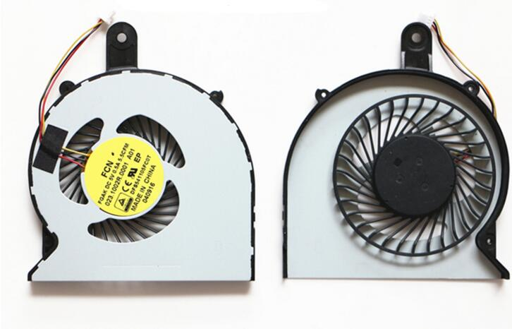 New DELL INSPIRON 14-3458 14-3459 14 3458 3459 FCN FGAK 023.1002R.0001 A01 DFS541105FC0T CPU Cooling Fan