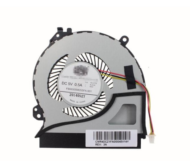 New Toshiba Satellite Click2 Pro P35W-B3226 P35W COOLERMASTER FB06505M05SFA-001 CPU Heatsink Cooling Fan