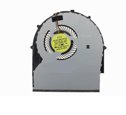 New IBM Lenovo Edge 15 80H1 flex 2 pro 15 FCN DFS561405PL0T FFY3 023.1000Z.0001 CPU Cooling Fan