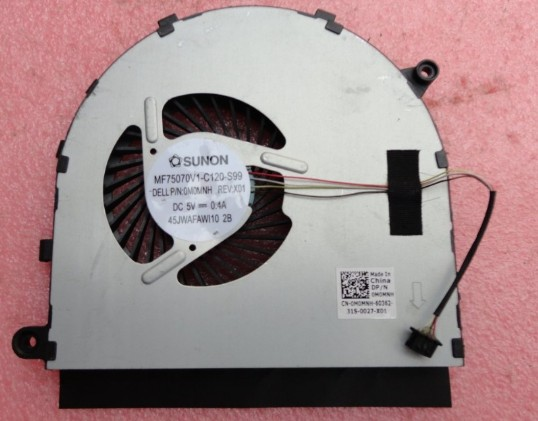 DELL VOSTRO 5560 V5560 SUNON MF75070V1-C120-S99 0M0MNH M0MNH CPU Cooling Fan